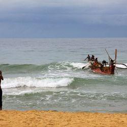 Srilanka vissers