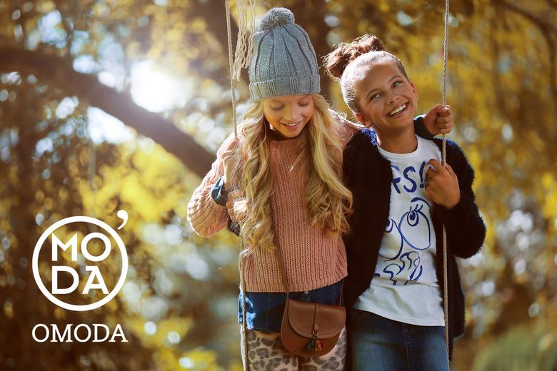 Omoda Campagne Najaar 2014 - Modellen: Imani en Fenna
