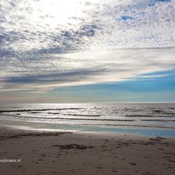 Kust strand Callantsoog