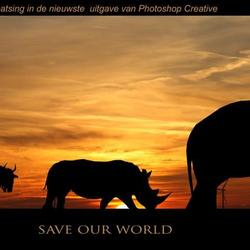 Bewerking: Save our world