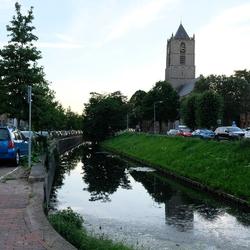 St.Maartentoren in Tiel