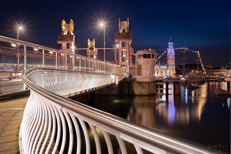 Stadsbrug_Kampen - stadsbrug, vanuit een ander perspectief