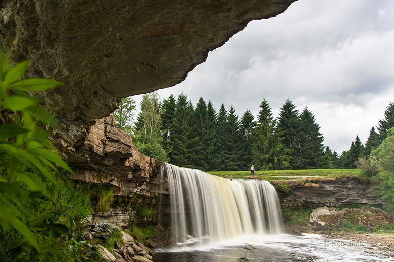 Jägala waterval