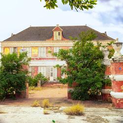 Pietermaai vervallen landhuis