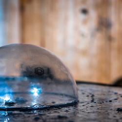Bubbels van IJs