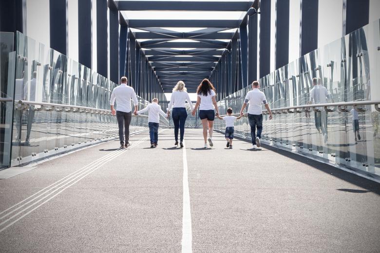 FamilyIndustrie - Fotoshoot met deze leuke familie. Ze zochten naar anders en stoer.
