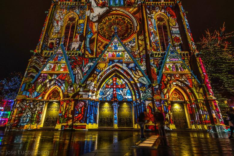Glow Sint Catharinakerk -