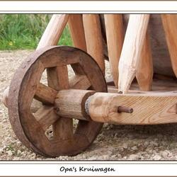 Opa's Kruiwagen