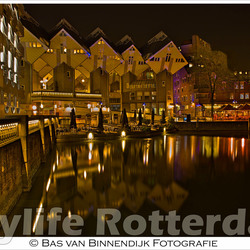 Citylife Rotterdam - Blaak, Old Harbour, Cube Houses