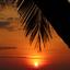 Zonsondergang Azie
