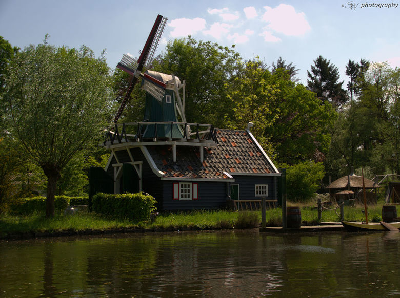 Mini Molen - Lekker Hollands,
