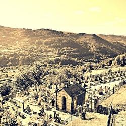 Covas graveyard