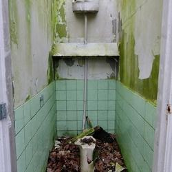 het nieuwe Toilet