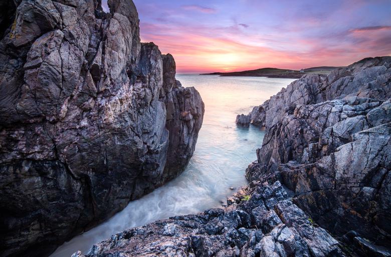 Scotlands finest - A beautiful sunset in Scotland... Absolutely stunning
