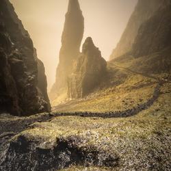 The Needle - Isle of Skye - Schotland