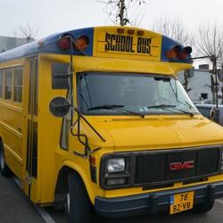 De Gele bus.