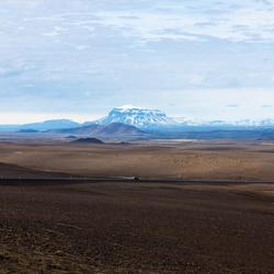 Maanlandschap IJsland  - 2016