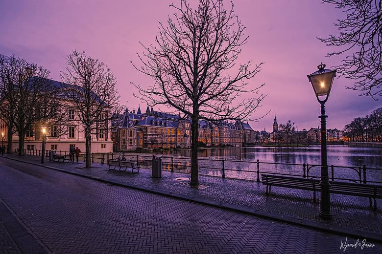 Hofvijver - O, o, Den Haag, mooie stad achter de duinen