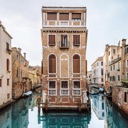 The split in Venice