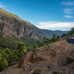 La Palma - panorama La Cumbrecita