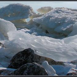 Kruiend-ijs