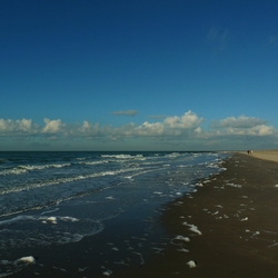 Herfstdag aan het strand....