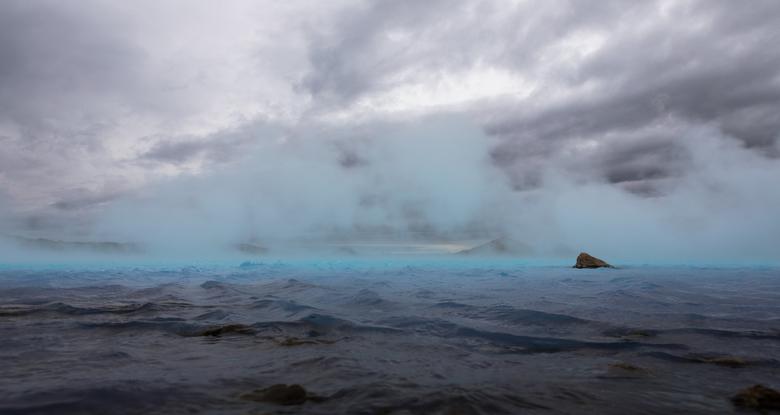 Blue Lake @ Iceland