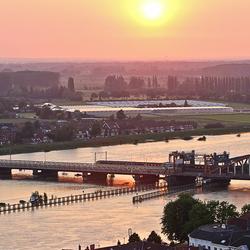 Hoogwater in Zutphen