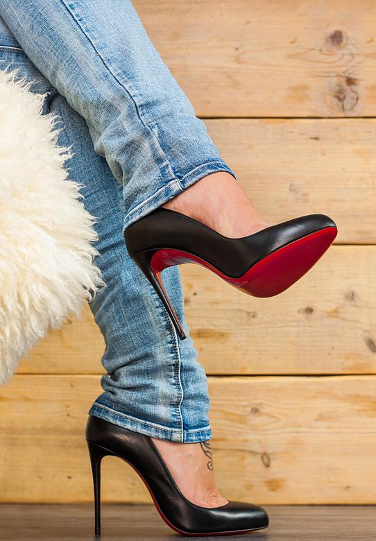 Louboutin heels -
