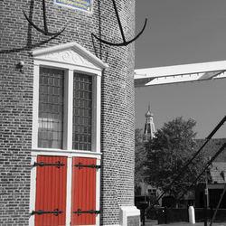 DROMMEDARIS ENKHUIZEN (met daarbij een puntje van de zuiderkerk