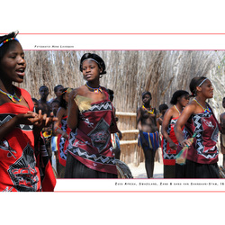 Zuid Afrikaans zang & dans