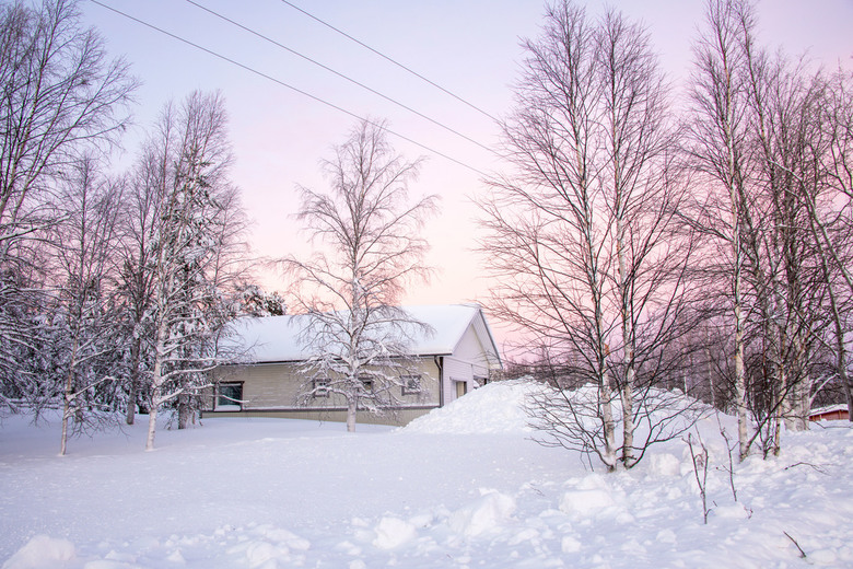 Winter in Lapland - Winter in Lapland