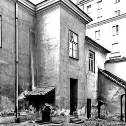 Klooster in Krakau