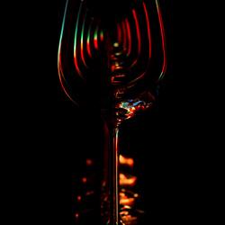Glas & Gekleurd Licht