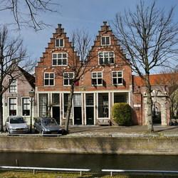 Geveltjes in Hoorn nr 1.
