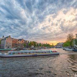 avondwandeling Amsterdam