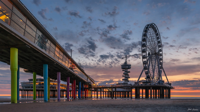 De Pier - Scheveningen - De Pier - Scheveningen