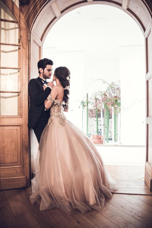 Bruidspaar - Een preview van de fotosessie met de bruidspaar.