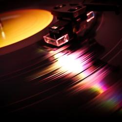 Passie voor muziek.