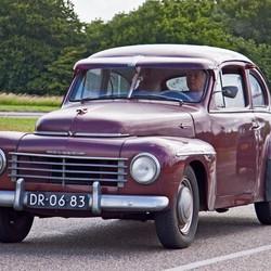 VOLVO PV 444 ES 1953