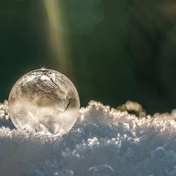 Bevroren bel