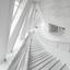 De witte trap