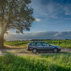 Volvo V40 fotoshoot