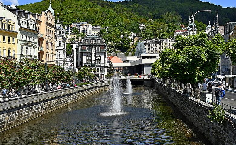 Kurort Karlovy Vary CZ