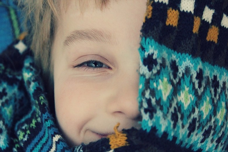 winter smile - wessel