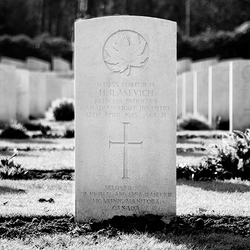 Canadian War Cemetery - 3