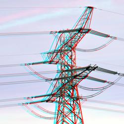 Power-lines Hitland 3D