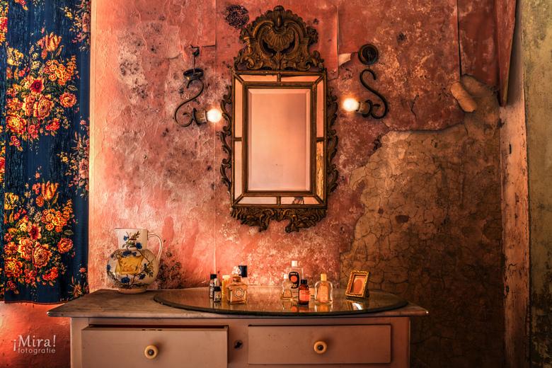 Spiegeltje, spiegeltje aan de wand... -