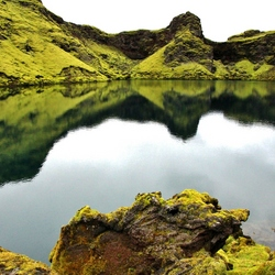 Lakagígar Laki kraters