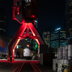 Nightwalk Rotterdam Maritiem museum
